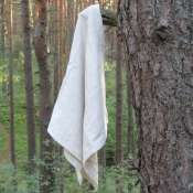 Льняное полотенце «Август»