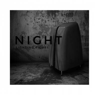 NIGHT (night lamp) #17 ручной работы