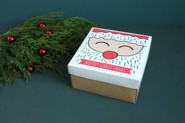 Подарок новогодний для него ручной работы