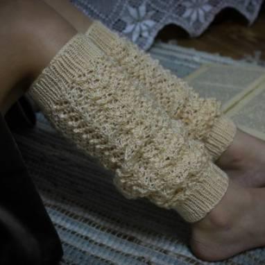 гетры для девочки детские ручной работы