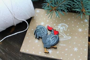 новогодний подарок Hand Made ручной работы