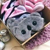 Маска для сна коала