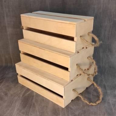 Ящик коробка упаковка подарочный 23 февраля деревянный почтовый ручной работы