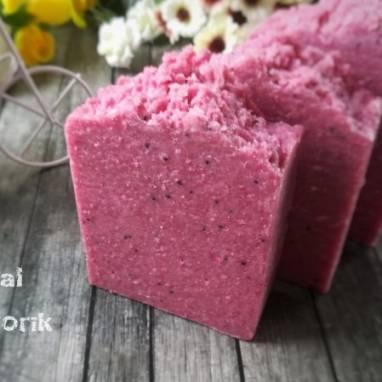 Натуральное мыло САДОВОЕ  ручной работы