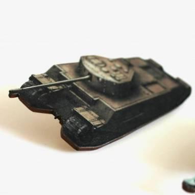 Магнит танк ручной работы