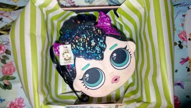 Лол куколки в виде сумочки ручной работы