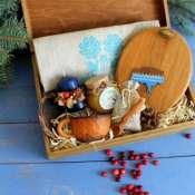 Подарочный набор в белорусском стиле
