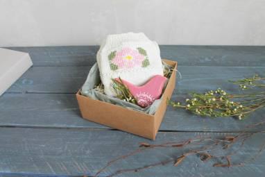 Подарок к 8 марта девочке ручной работы