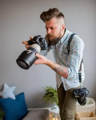 Разгрузка фотографа на 2 камеры Mod 2.0 ручной работы