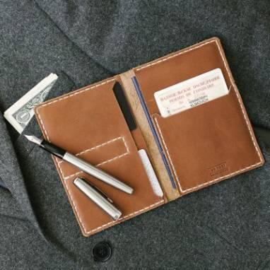 Обложка - чехол на паспорт и автодокументы ручной работы
