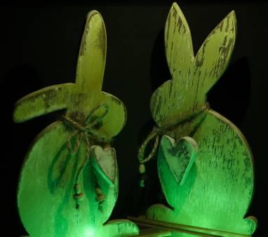 Статуэтки кролики  ручной работы