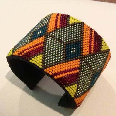Geometry pattern ручной работы