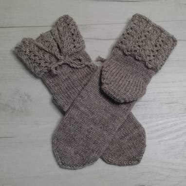 """Носки женские - домашняя обувь """" Сказка"""" ручной работы"""
