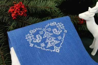 Рождественский Сапожок ручной работы