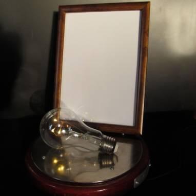 Светильник светодиодный, подсветка для фотографии. ручной работы