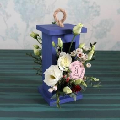 Недорогие цветы ручной работы