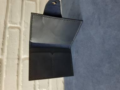 Универсальный кошелек, бумажник, чехол для паспорта ручной работы