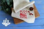 """подарок в белорусском стиле """"Красный"""""""