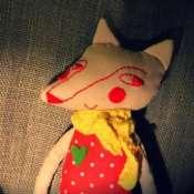 Кукла-игрушка Лиска Агнесса