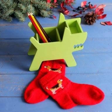 Детский подарочный набор к новому году ручной работы