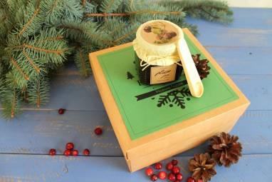 Новогодний подарочный набор для женщины ручной работы