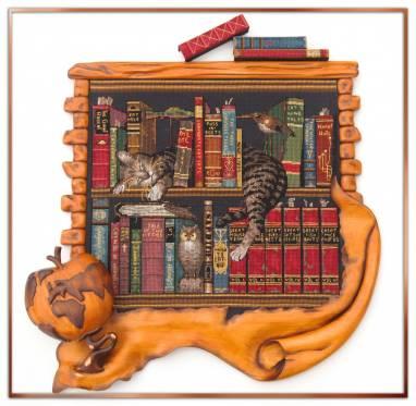 Деревянная рамка для вышивки  ручной работы