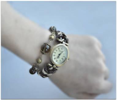 Часы. ручной работы