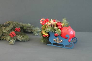 Подарочный набор со свинкой ручной работы