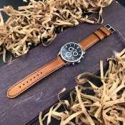Ремешок для часов из натуральной кожи
