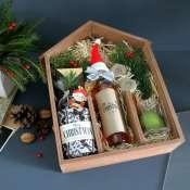 Новогодний подарочный набор для мужчины