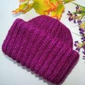 Объёмная шапка