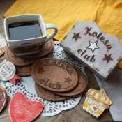 Набор подставок для  чая или кофе