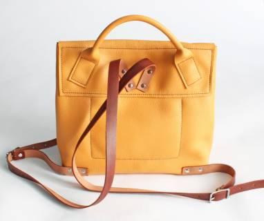 Рюкзак кожаный Ruut ручной работы