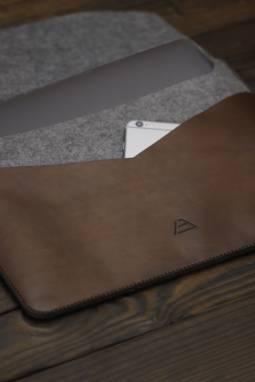 Чехол для MacBook ручной работы