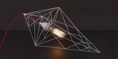 Светильник R-1 ручной работы