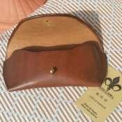 Футляр кожаный (walnut)