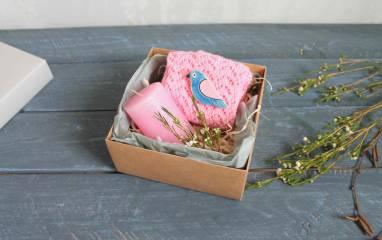 Подарок девочке к 8 марта ручной работы