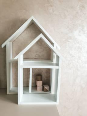 Домик для сувениров ручной работы