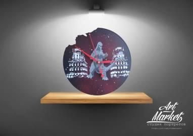 Pop Art на пластинках ручной работы