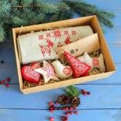 Новогодний белорусский подарочный набор