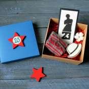 23 февраля подарочный набор для парня