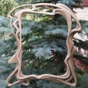 Деревянная рамка в стиле Модерн