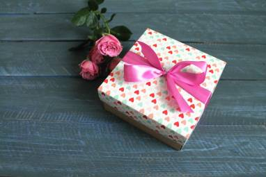 подарок для любимой к 14 февраля ручной работы