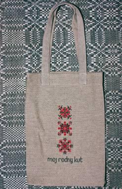 Ільняныя торбачкі ручной работы