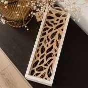 Коробка деревянная для одной бутылки алкоголя