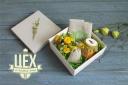 Подарок с мёдом и ароматными травами