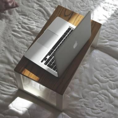 Стол для ноутбука ручной работы