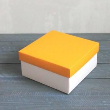 Коробка для подарка к празднику ручной работы