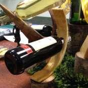 Подставки для винных бутылок