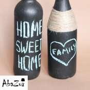 Грифельные бутылки